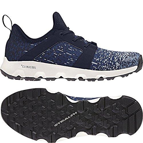 Adidas Donne Allaperto Terrex Cc Voyager Elegante Colloquio Tattile Blu / Grigio Grezzo / Bianco Gesso