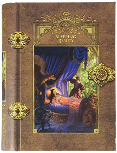 Masterpieces Sleeping Beauty Book Box Assortment Jigsaw Puzzle