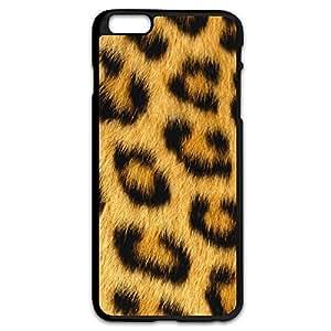 Durable Leopard Plastic Cover For IPhone 6 Plus