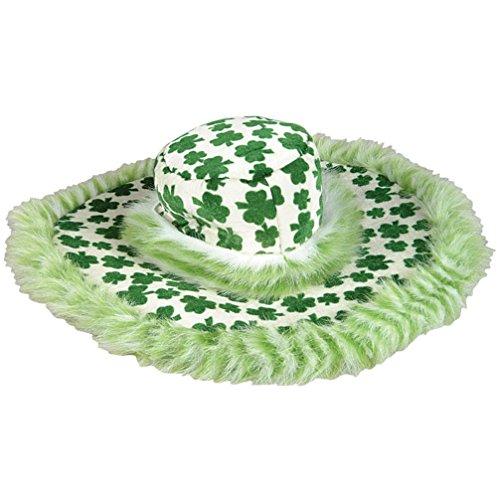 [St. Patrick's Day Pimp Hat] (Styles Pimp Costumes Hat)