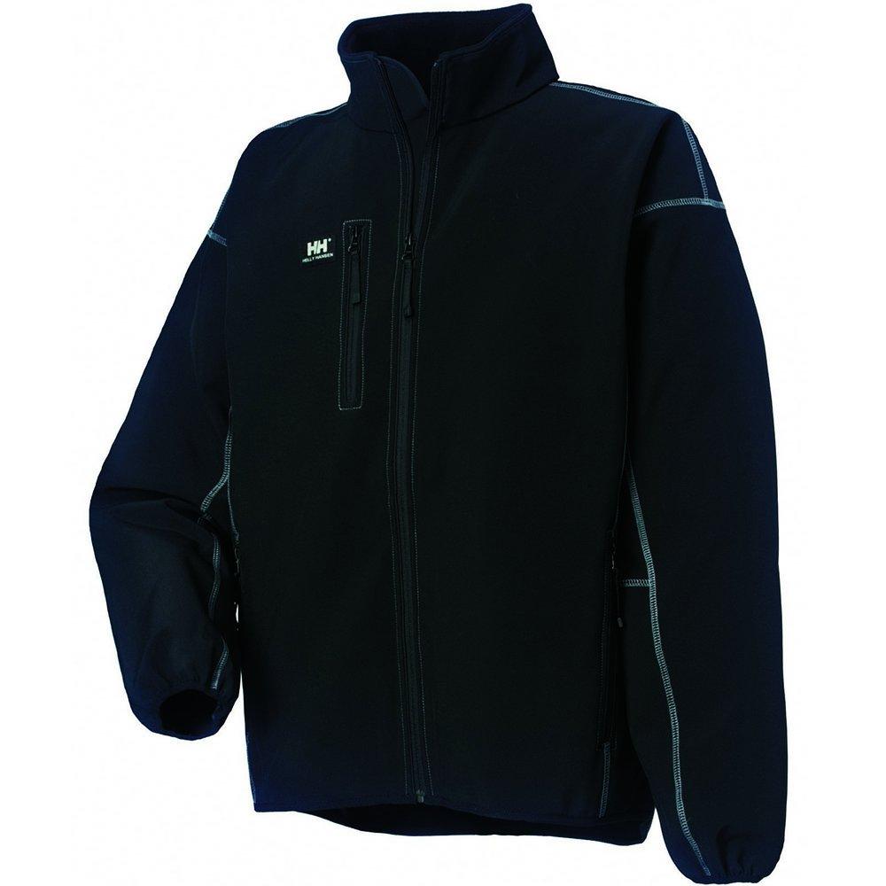 Helly Hansen Workwear Softshell-/Fleece Jacke Madrid 74002 990 XXL, 34-074002-990-XXL