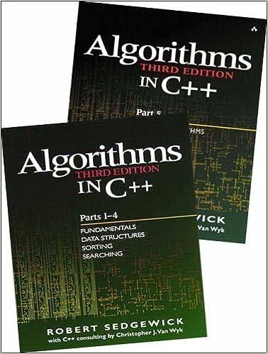 Last ned tyske bøker Algorithms in C++: Fundamentals, Data