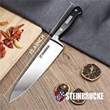 STEINBRÜCKE Chef Knife - 8 inch Pro Kitchen Knife