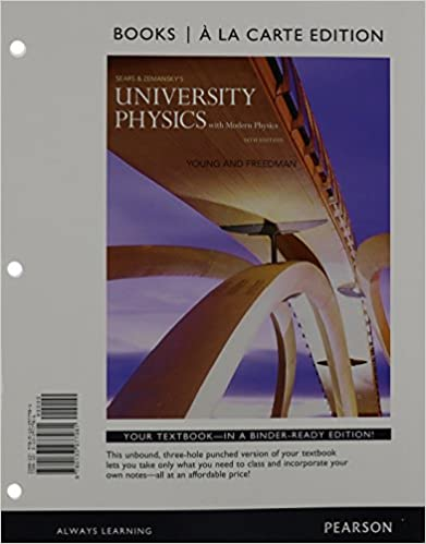 Amazon university physics with modern physics books a la carte amazon university physics with modern physics books a la carte edition 14th edition 9780133977981 hugh d young roger a freedman books fandeluxe Image collections