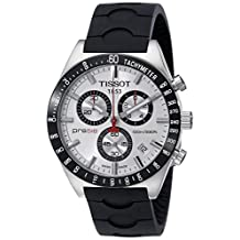 Tissot Men's Prs 516 Chronograph Dial Watch Silver T0444172703100