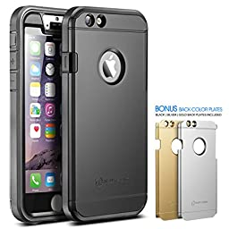 iPhone 6s Case, New Trent Trentium 6S Rugged Protective Durable iPhone 6 Case for Apple iPhone 6s iPhone 6 4.7\