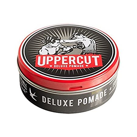 Uppercut Barber Supplies Deluxe Pomade, 3.5 oz UCDP