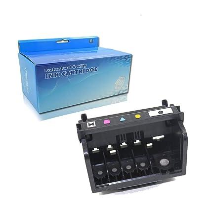 Ouguan - Cabezales de impresión HP 564 para HP 7510 7515 ...