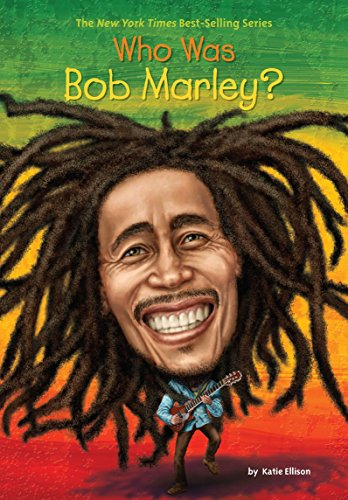 Who Was Bob Marley? [Katie Ellison] (Tapa Blanda)