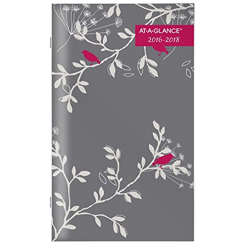 durable service at a glance academic year monthly pocket planner