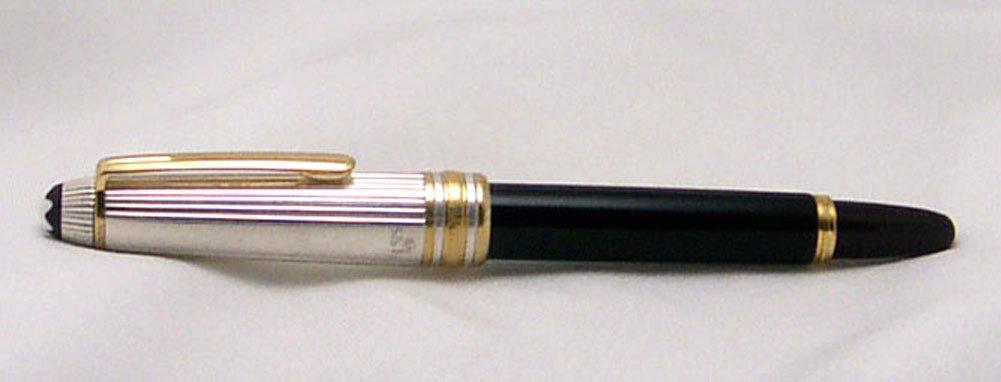 stylo mont blanc meisterstuck 925