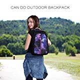 [New] Computer Bag/Girl Bag/Starry Sky Bag/Backpack / Student Bag/Fashion Design/Outdoor Travel Bag