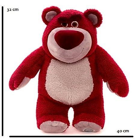 Disney Toy Story 3 Lotso Bear Soft Toy Plush Soft Toy