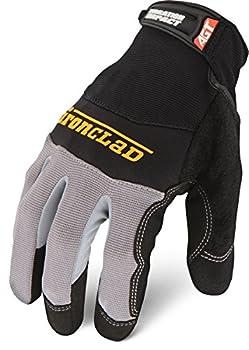 Ironclad WWI2-04-L Wrenchworx Impact Glove, Large