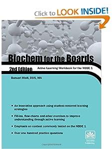 Biochem for the Boards Bansari Modi DDS