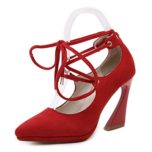 Red met 1to9 Wedge Woman Sandalen 1to9mmsg00151 xwgqxZ6S0A