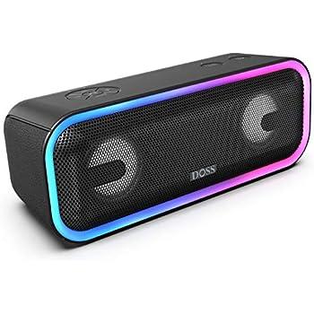 Amazon com: DOSS SoundBox XL 32W Bluetooth Speakers, Louder