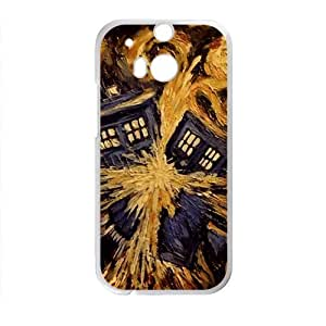 Doctor Who special box Cell Phone Case for HTC One M8