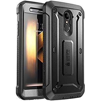 buy popular 8207f e8e32 LG K30 Case, SUPCASE [UB PRO] Full-Body Rugged Drop-Proof Case with  Built-in Screen Protector and Rotating Belt Clip Holster for LG K30 / LG  Premier ...