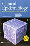 Clinical Epidemiology 3rd Edition