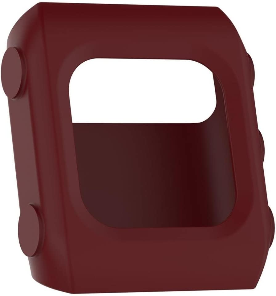 Gaddrt Housse de protection contre les rayures en silicone souple de remplacement pour Polar V800