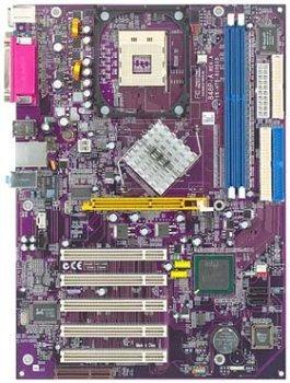 ECS 848P-A Socket 478 Intel Pentium 4 P4 Celeron Motherboard (Socket 4 Pentium 478 Motherboard)