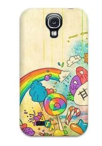 Cute Tpu Jonathan J Harris Abstract Cartoon Desktop Case Cover For Galaxy S4