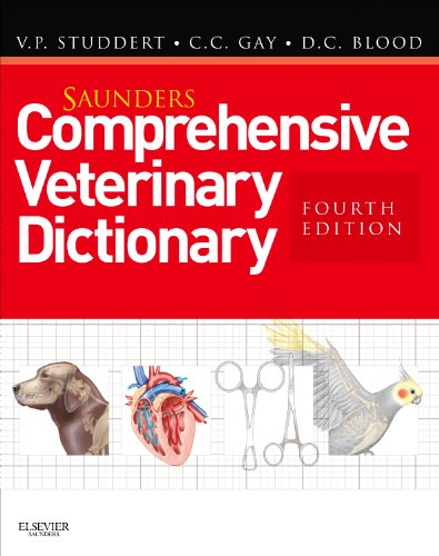 Saunders Comprehensive Veterinary Dictionary (Medical Books Dictionary)