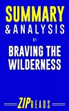 img - for Summary & Analysis of Braving the Wilderness: A Guide to the Book by Brene Brown book / textbook / text book