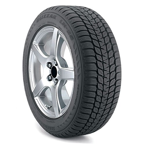 Bridgestone Blizzak LM-25 RFT Winter Radial Tire - 205/50R17 89H