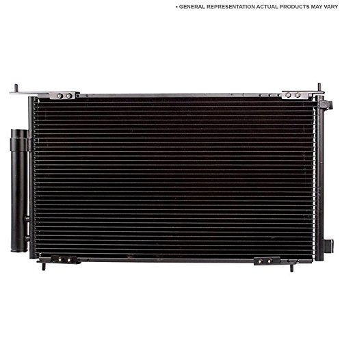 A/C AC Condenser For Kia Sephia 1994 1995 - BuyAutoParts 60-61415N New
