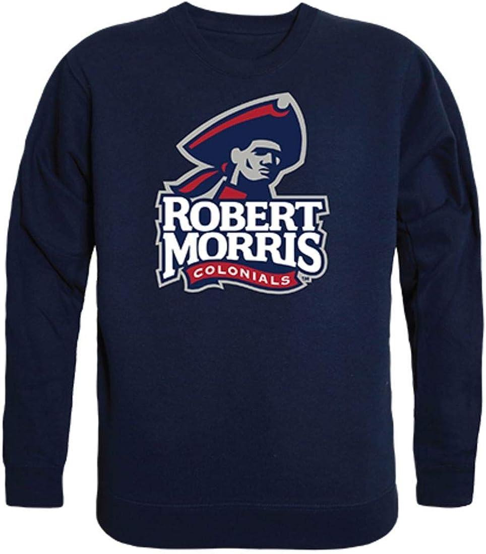RMU Robert Morris University College Crewneck Pullover Sweatshirt