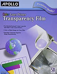Agile image in printable transparency