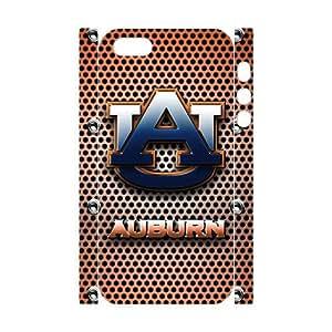 Generic Custom Best Design NCAA Auburn Tigers Auburn University Athletic Teams Logo Plastic Case Cover for iPhone5 iPhone5S