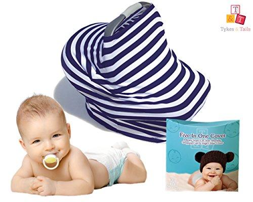 Tykes Tails Stripe Pattern Breastfeeding