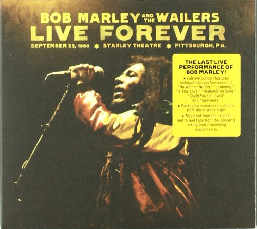 Live Forever: The Stanley Theatre, Pittsburgh, PA, September 23, 1980 [2 CD Deluxe Edition] by CD