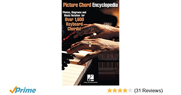 Picture Chord Encyclopedia: Photos, Diagrams and Music Notation for ...