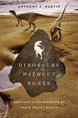 Dinosaurs Without Bones: Dinosaur Lives Revealed by their Trace Fossils by Anthony J. Martin (2015-03-15)