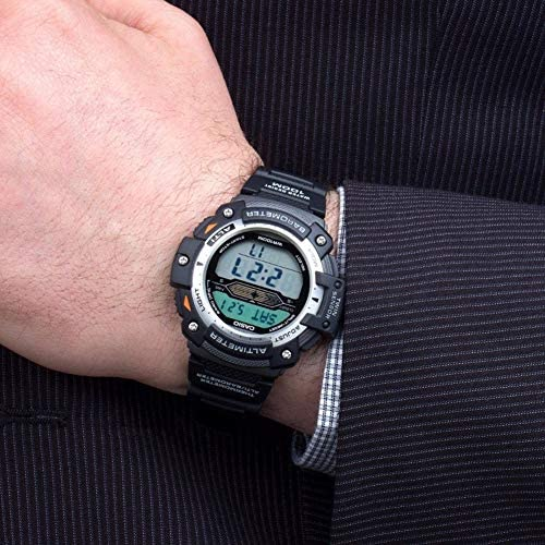 Casio Montres bracelet SGW 300H 1AVER: Casio Collection  rHFbM