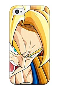Charles Lawson Brice's Shop Fashionable Iphone 4/4s Case Cover For Dbz Goku Protective Case 7322091K60933800