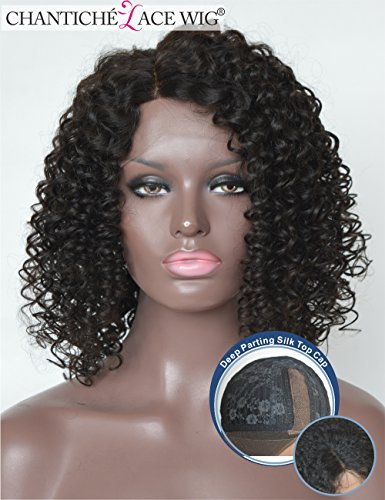 Chantiche Invisible Lace Wig Brazilian