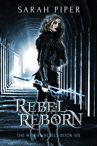 Rebel Reborn: A Reverse Harem Paranormal Romance (The Witch