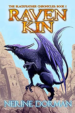 book cover of Raven Kin