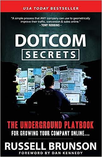 Book Title - DotCom Secrets