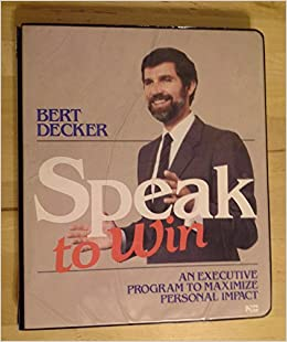 Book Speak To Win