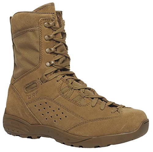 "Tactical Research Belleville QRF Alpha C9 9"" Hot Weather Boot, Coyote, 8.5"
