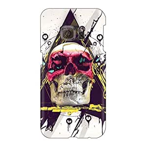 Scratch Resistant Hard Phone Cases For Samsung Galaxy S6 (JoM18006DSqN) Provide Private Custom Nice Bon Jovi Band Pattern