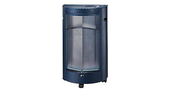 Universal Blue UELLA4200-17 Estufa de Gas Butano 4200 W, Azul: Amazon.es: Bricolaje y herramientas