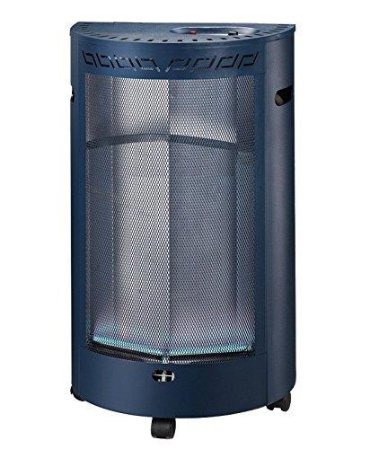Universal Blue UELLA4200-17 Estufa de Gas Butano 4200 W, Azul
