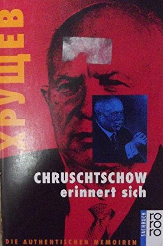 Chruschtschow erinnert sich